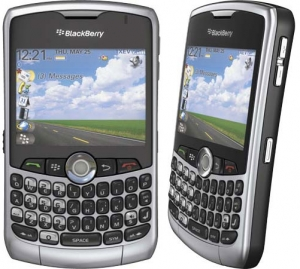 Custom Designed Blackberry Curve 8300
