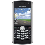 Custom Designed Blackberry Pearl 8100