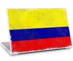 Colombia Classic Flag